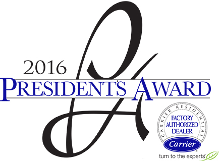 2014 Carrier President's Award